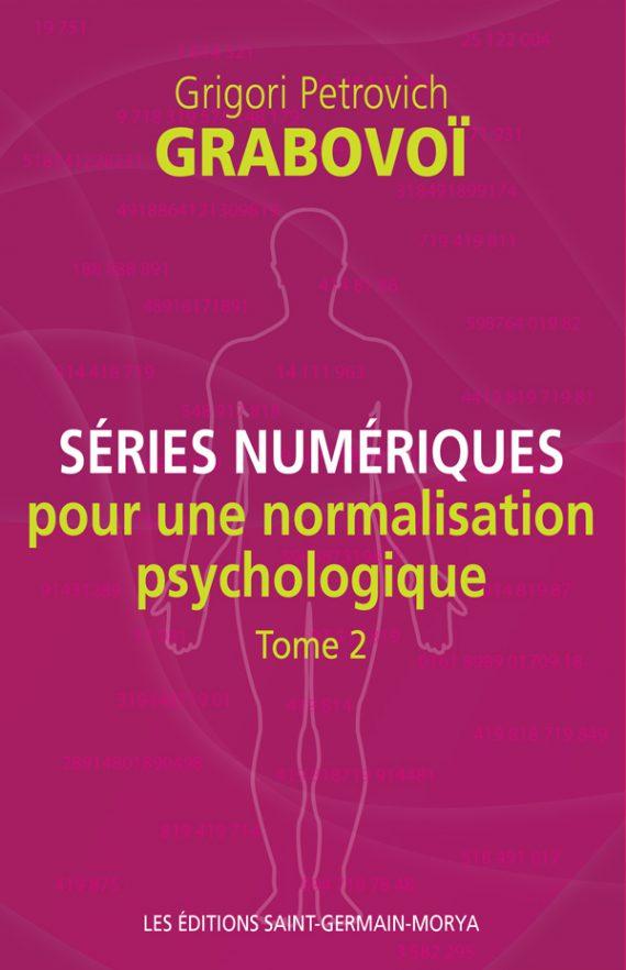 Séries numériques pour une normalisation psychologique