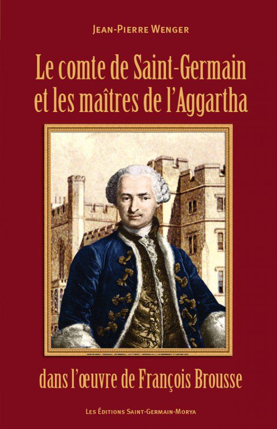 Le comte de Saint-Germain dans l'œuvre de François Brousse